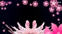 手舞-绒花