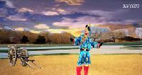 爱从草原来[蒙古舞]--超清